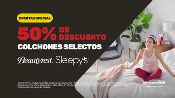 Mattress Firm TV Spot, 'King a precio queen: ahora hasta $500' [Spanish] - Thumbnail 5