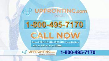 Upfronting.com TV Spot, 'Half a Million Seniors'