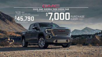 2020 GMC Sierra TV Spot, 'Jaw Drop: Bear' [T2] - Thumbnail 7