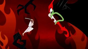 Samurai Jack: Battle Through Time TV Spot, 'Epic Battles'