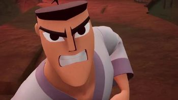 Samurai Jack: Battle Through Time TV Spot, 'Epic Battles' - Thumbnail 6