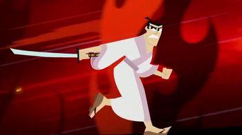 Samurai Jack: Battle Through Time TV Spot, 'Epic Battles' - Thumbnail 7