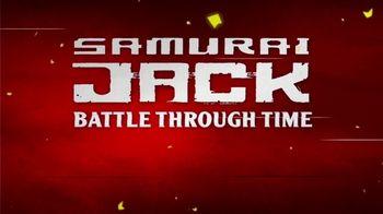 Samurai Jack: Battle Through Time TV Spot, 'Epic Battles' - Thumbnail 9