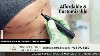 Innovations Medical Mommy Makeover Packages TV Spot, 'Get Your Body Back' - Thumbnail 3