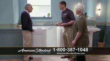 American Standard Walk-In Tubs TV Spot, 'Stay Safe' - Thumbnail 10