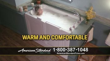 American Standard Walk-In Tubs TV Spot, 'Stay Safe' - Thumbnail 7