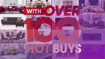 Rooms to Go July 4th Hot Buys TV Spot, 'Two Stylish Dining Sets: $688' - Thumbnail 3