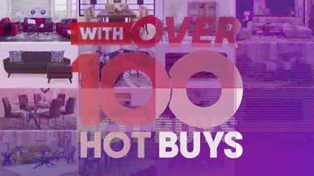 Rooms to Go July 4th Hot Buys TV Spot, 'Classic Five Piece Bedroom Set: $999' - Thumbnail 3