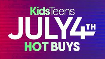 Rooms to Go Kids July 4th Hot Buys TV Spot, 'Beautiful Twin Bedroom Set: $777' - Thumbnail 6
