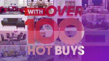 Rooms to Go July 4th Hot Buys TV Spot, 'Stylish Sectional: $1,388' - Thumbnail 3