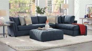 Rooms to Go July 4th Hot Buys TV Spot, 'Stylish Sectional: $1,388' - Thumbnail 4