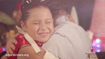 Shriners Hospitals for Children TV Spot, 'Compartir amor' [Spanish] - Thumbnail 4