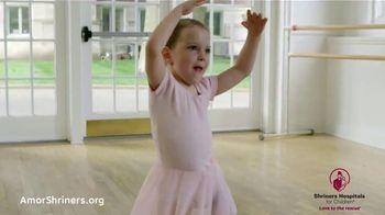 Shriners Hospitals for Children TV Spot, 'Compartir amor' [Spanish] - Thumbnail 5