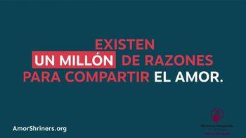 Shriners Hospitals for Children TV Spot, 'Compartir amor' [Spanish] - Thumbnail 6