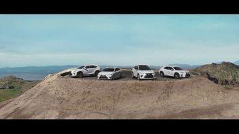 Lexus TV Spot, 'The Road Ahead' [T2] - Thumbnail 8