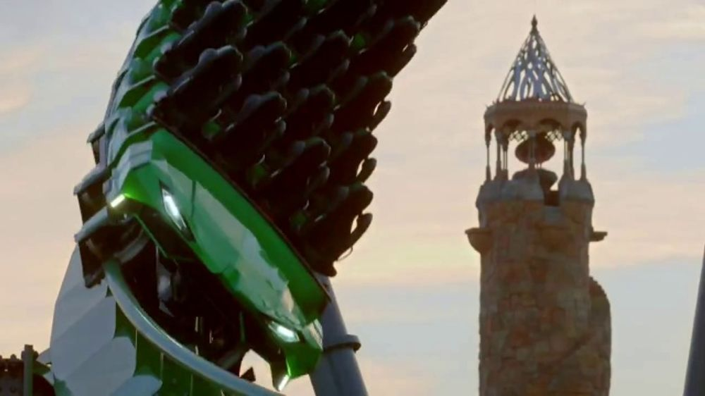 Universal Orlando Resort TV Commercial, 'Who Has Three Parks, Has Missed You a Ton and Is Open Again