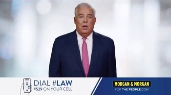 Morgan & Morgan Law Firm TV Spot, \'Showcase\'
