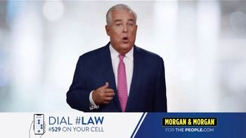 Morgan & Morgan Law Firm TV Spot, 'Showcase' - Thumbnail 6