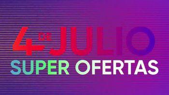 Rooms to Go 4 de Julio Súper Ofertas TV Spot, 'Financiamiento sin interés' [Spanish] - Thumbnail 2