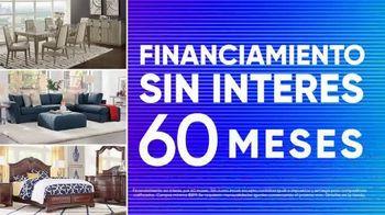 Rooms to Go 4 de Julio Súper Ofertas TV Spot, 'Financiamiento sin interés' [Spanish] - Thumbnail 6
