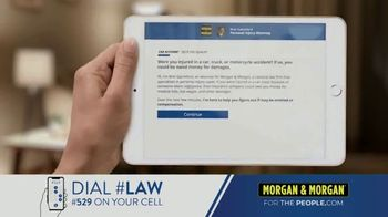 Morgan & Morgan Law Firm TV Spot, '21st Century Law Firm' - Thumbnail 2
