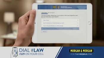Morgan & Morgan Law Firm TV Spot, '21st Century Law Firm' - Thumbnail 4