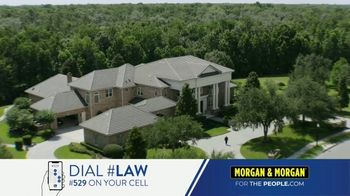 Morgan & Morgan Law Firm TV Spot, 'For the People, Not the Powerful'