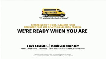 Stanley Steemer TV Spot, 'Prepared and Equipped' - Thumbnail 10