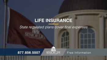 Senior Life Insurance Company TV Spot, 'High Funeral Costs' - Thumbnail 4
