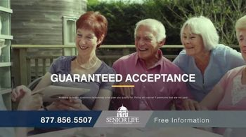 Senior Life Insurance Company TV Spot, 'High Funeral Costs' - Thumbnail 7
