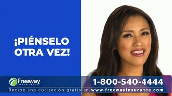 Freeway Insurance TV Spot, 'A un buen precio' [Spanish] - Thumbnail 2
