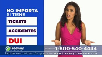 Freeway Insurance TV Spot, 'A un buen precio' [Spanish] - Thumbnail 3