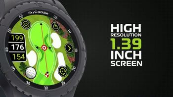 Sky Caddie LX5 TV Spot, 'Redefining How a Golf Watch Should Work' - Thumbnail 7
