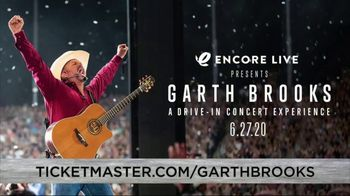 Garth Brooks TV Spot, 'A Drive-In Concert Experience' - Thumbnail 6