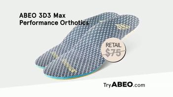 ABEO Footwear Online Sales Event TV Spot, 'Improve or Maintain Your Overall Health' - Thumbnail 8