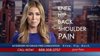 Knee, Hip, Back, Joint Pain TV Spot, 'Ask You a Question' - Thumbnail 2
