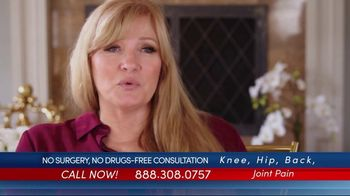 Knee, Hip, Back, Joint Pain TV Spot, 'Ask You a Question' - Thumbnail 4