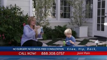 Knee, Hip, Back, Joint Pain TV Spot, 'Ask You a Question' - Thumbnail 5