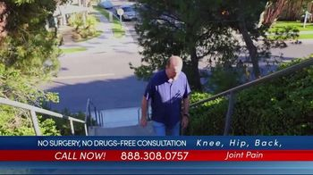 Knee, Hip, Back, Joint Pain TV Spot, 'Ask You a Question' - Thumbnail 9