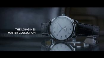 Longines Master Collection TV Spot, 'Spinning the Globe: Moonphase' - Thumbnail 9