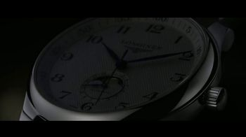 Longines Master Collection TV Spot, 'Spinning the Globe: Moonphase' - Thumbnail 1
