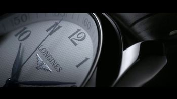 Longines Master Collection TV Spot, 'Spinning the Globe: Moonphase' - Thumbnail 2