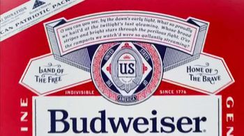 Budweiser TV Spot, '4th of July: Red, White, and Blue Cans' - Thumbnail 8