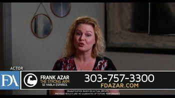 Franklin D. Azar & Associates, P.C. TV Spot, 'Uninsured Driver' - Thumbnail 2