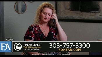 Franklin D. Azar & Associates, P.C. TV Spot, 'Uninsured Driver' - Thumbnail 4