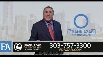 Franklin D. Azar & Associates, P.C. TV Spot, 'Uninsured Driver' - Thumbnail 9