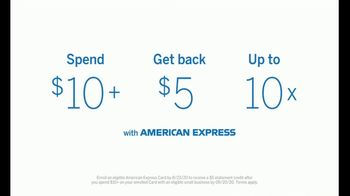 American Express TV Spot, 'Small Is' - Thumbnail 8