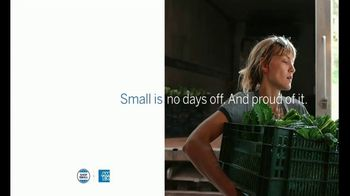 American Express TV Spot, 'Small Is' - 885 commercial airings