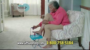 Salon Step TV Spot, 'Pedicures'