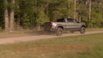 Rocky Ridge Trucks TV Spot, 'Chevy K2: Built for America' - Thumbnail 8